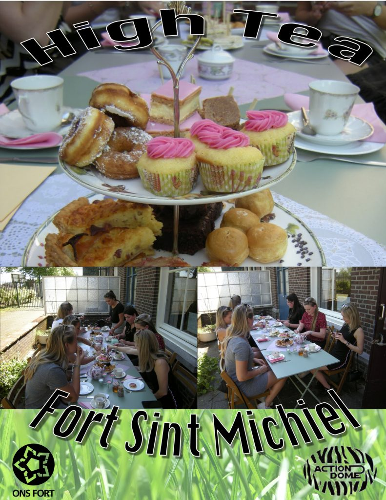 Churchill High Tea